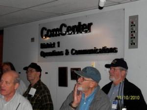 Trip to Illinois Comm Center